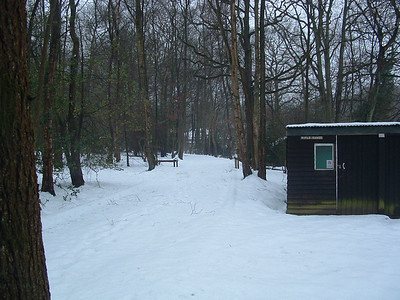 2010 - Frost Camp (Snowed off!)