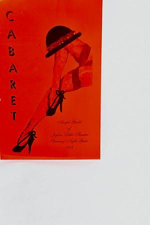 9-25-1999 Cabaret @ Joplin Little Theatre