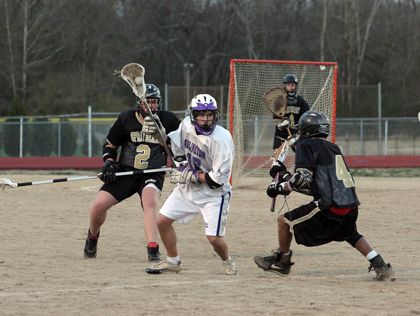 Darlington JV Lacrosse 2-17-05