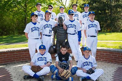 Lake Forest Baseball Association 12u