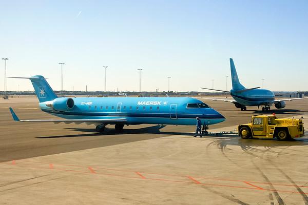 OY-MBR - Bombardier CRJ-200