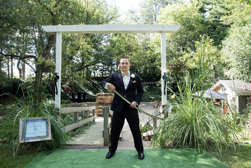 Storybook Gardens Wedding