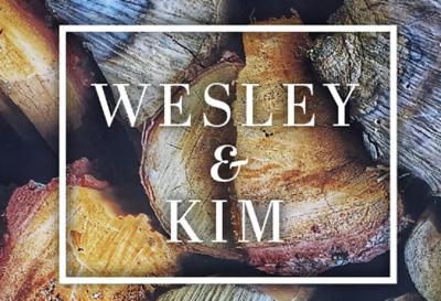 Wesley & Kim (prints)