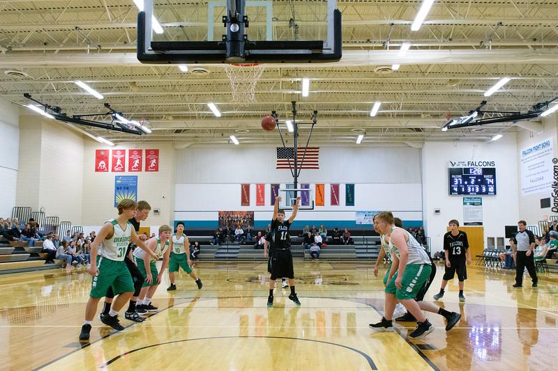 Dragon Boys Basketball vs ACGC Falcons