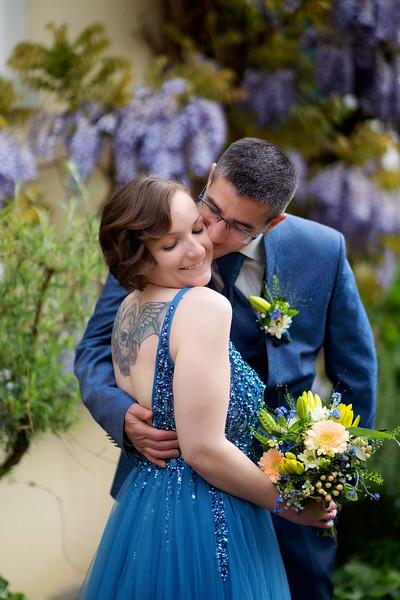 2021 - Sarah & Serge - Hochzeitsfotos