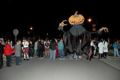 Halloween 2008 - Night Parade