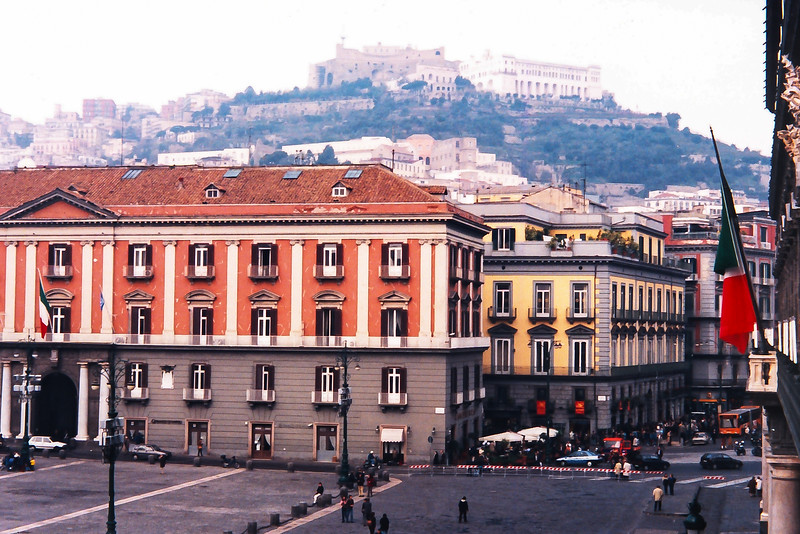 Naples Italy, 1997