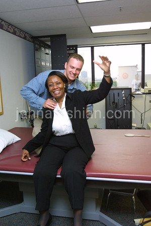 Eastern Rehabilitation Network - Physical Therapy Staff - June 5, 2002