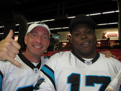 Panthers @ Falcons September 20th 2009