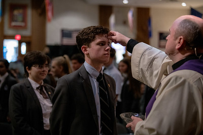 Ash Wednesday Prayer Service –February 26, 2020