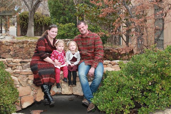 2019 Dec Taylor Davenport Family Pics