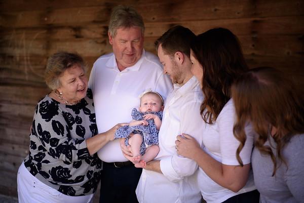 Hooper Family Portraits