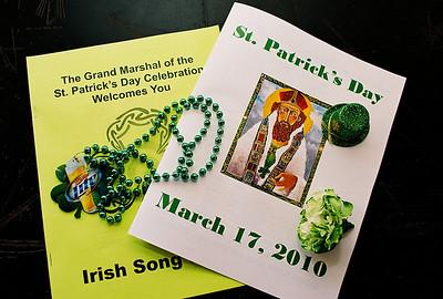 St. Patrick's Day Celebration 2010