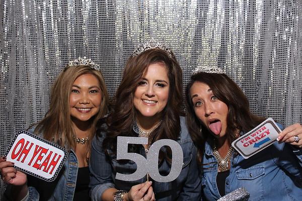 Antoinette's 50th Birthday