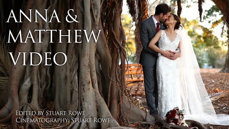 Cinematic Wedding Video - Anna & Matthew.mp4
