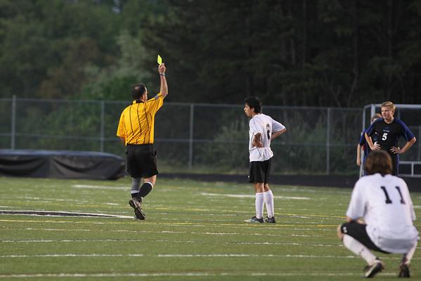 Monticello WAHS boys soccer 2012