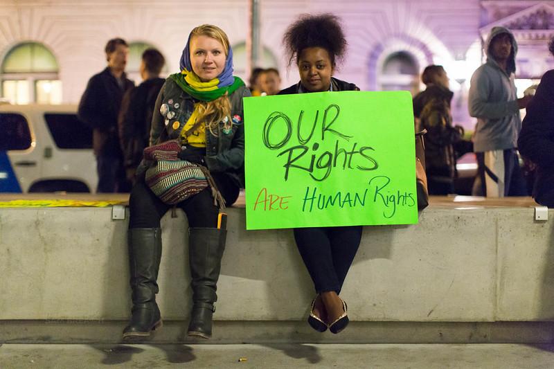 Protests Marches Vigils copyright Sam Breach 2016-20170126 - T48A0385 -We Resist No KXL no DAPL - photographed by Sam Breach 2017.jpg