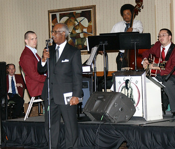 2009 Greensboro Chapter - NCCU Alumni Black & White Holiday Dinner - Jazz Concert