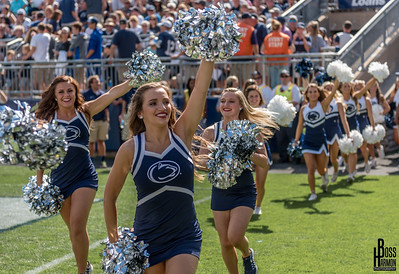 Penn State vs Kent State- Lionettes