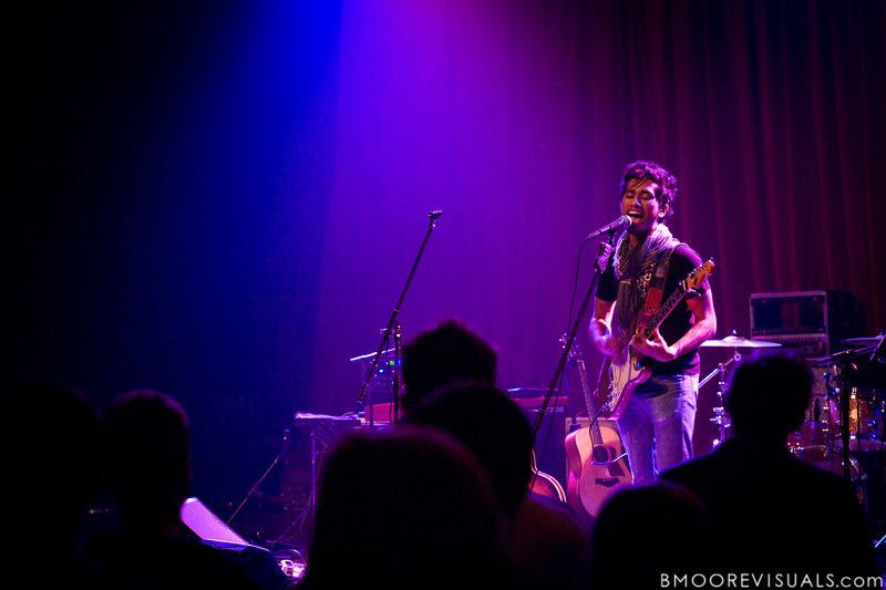 "David ""Benji"" Kuriakose of Built To Be Broken performs on March 18, 2010 at Plaza Theatre in Orlando, Florida"