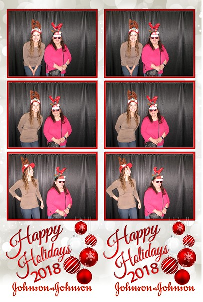 Johnson & Johnson Holiday Party