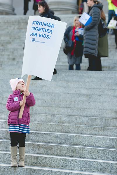 Seattle Children's Alliance Lobby Day