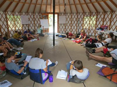 A/U Ranches - Yurts