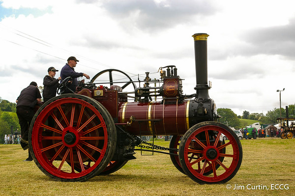 Innishannon Steam and Vintage Rally - 31/05/2015