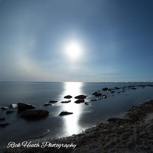 Cape Cod Night Photography - Falmouth