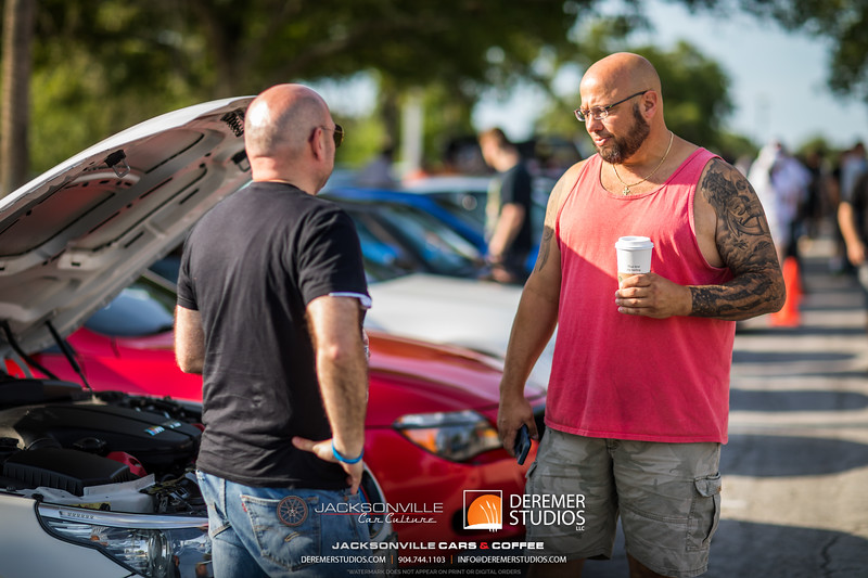 2019 05 Jacksonville Cars and Coffee 012A - Deremer Studios LLC