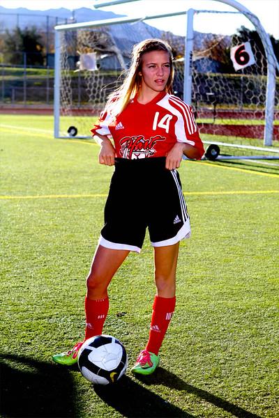Girls Soccer 11-25-2009