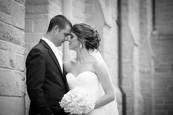 Haley & Brad's Wedding