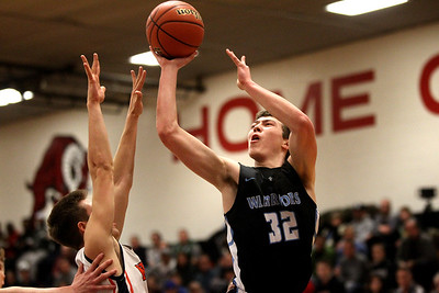 Willowbrook boys basketball sectional semifinal