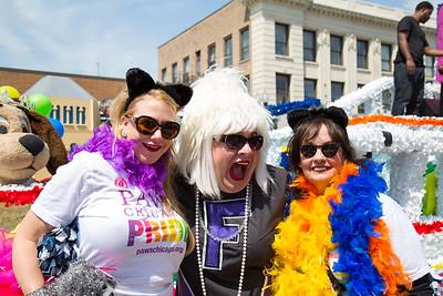 2015 PAWS Chicago Pride Parade