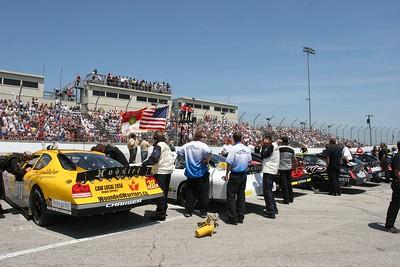 ARCA Remax Series, Toledo Speedway, Toledo, OH, May 23, 2010