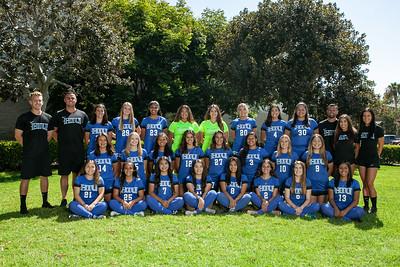 2019 HIU Women's Soccer