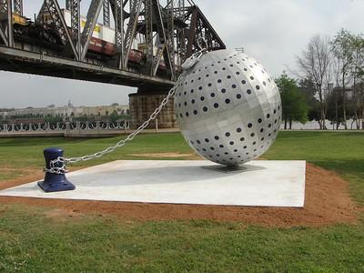 """""""Safe Harbor"""" Riverfront Sculpture"""