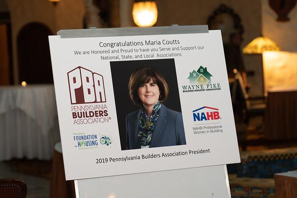 PA Builders Association Banquet 2019