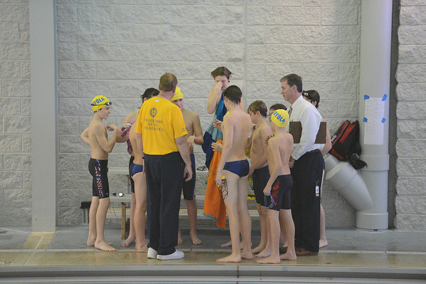 2012 Loyola Swimming - 12-13-12
