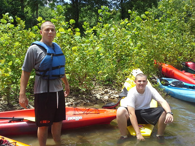 Adventure Camp on the River