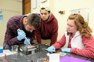Geology & Genetics Labs Fitzwater Exterior Repair 10-23-18