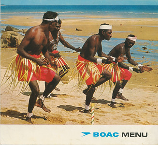 BOAC - British Overseas Airways Corporation