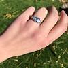 2.50ctw Emerald Cut Diamond 3-stone Ring, GIA E VS1 7