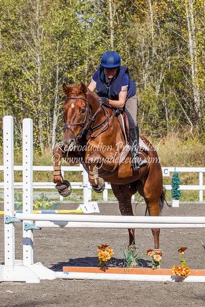 Equestrian - SVEA Hunter-Jumper - Squamish, October 2017