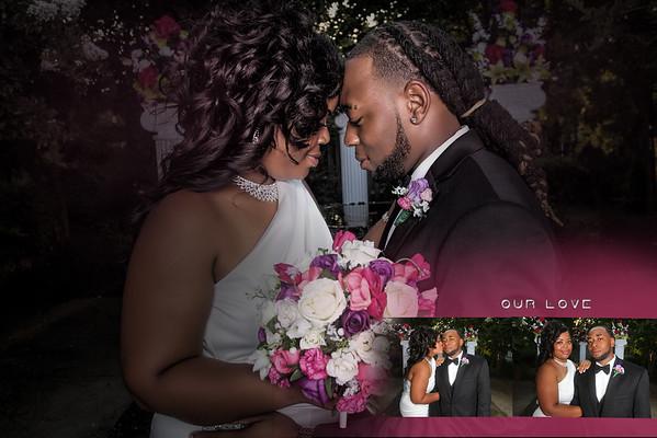 Latoya & Ira Thomas Wedding