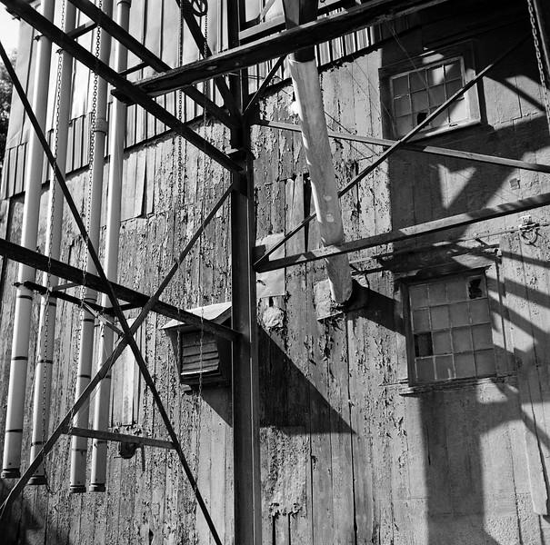 Bouckville Mill, Bouckville, NY. July 2005