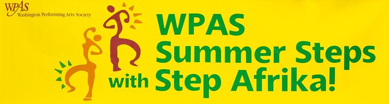 2012 Summer Steps
