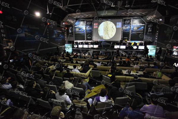 Intel Extreme Masters European Championship Kiev 2011