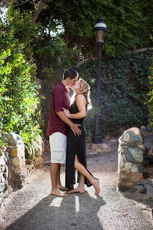 Jacob + Lindsey Engagement