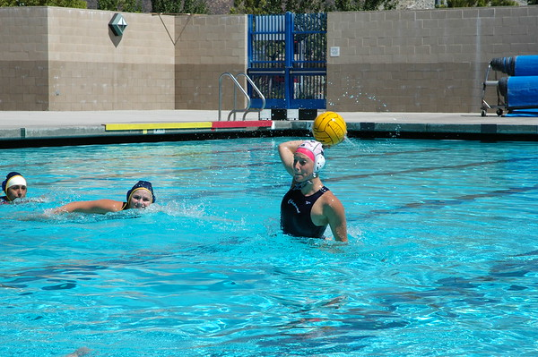 2010-06-26 Chloe's Water Polo Game